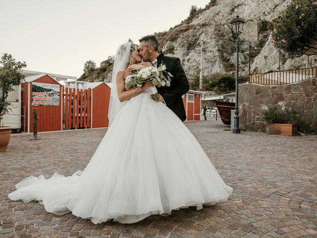 Il matrimonio di Marco e Francesca a Maiori, Salerno 115