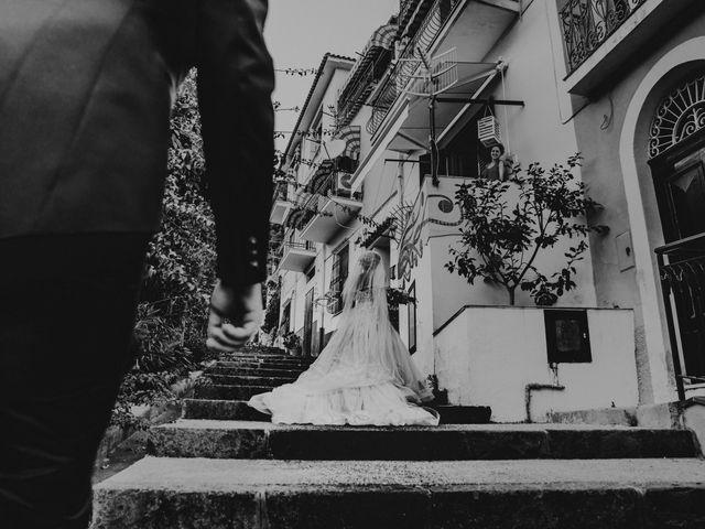Il matrimonio di Marco e Francesca a Maiori, Salerno 118