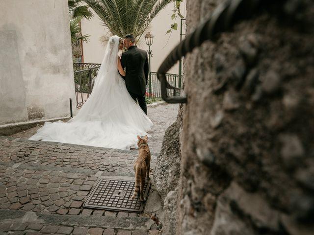 Il matrimonio di Marco e Francesca a Maiori, Salerno 120