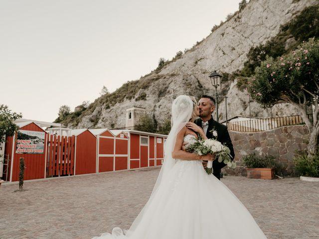 Il matrimonio di Marco e Francesca a Maiori, Salerno 121