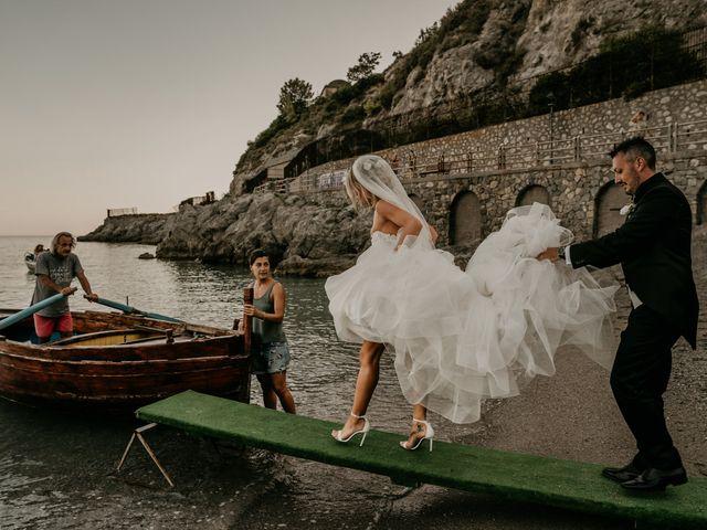 Il matrimonio di Marco e Francesca a Maiori, Salerno 125