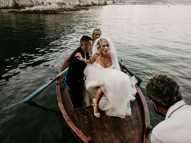 Il matrimonio di Marco e Francesca a Maiori, Salerno 129