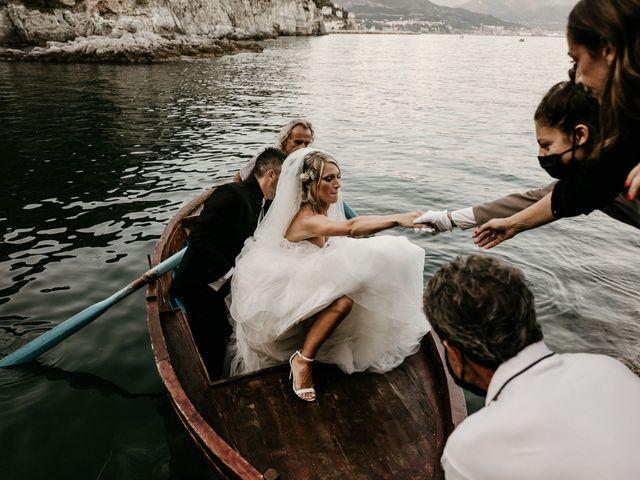 Il matrimonio di Marco e Francesca a Maiori, Salerno 130