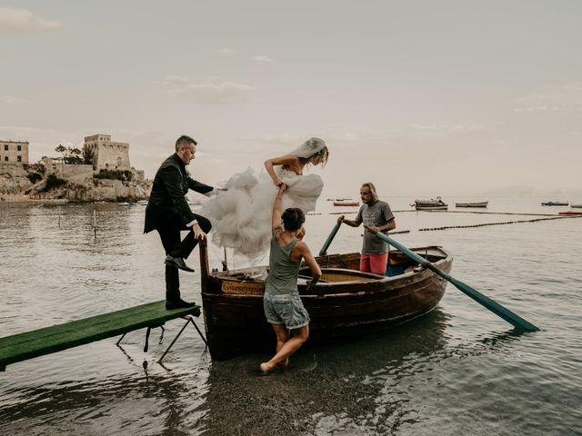 Il matrimonio di Marco e Francesca a Maiori, Salerno 131