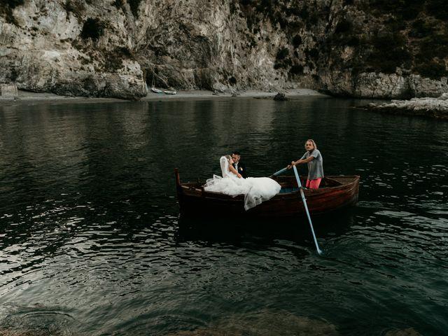 Il matrimonio di Marco e Francesca a Maiori, Salerno 140
