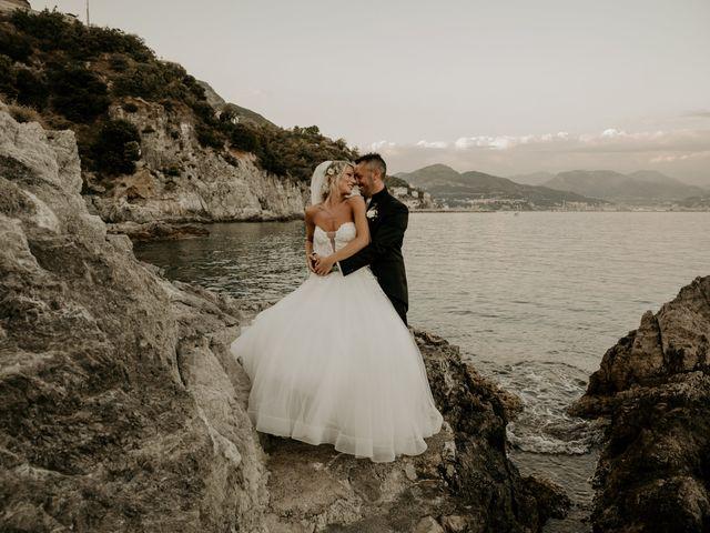 Il matrimonio di Marco e Francesca a Maiori, Salerno 141
