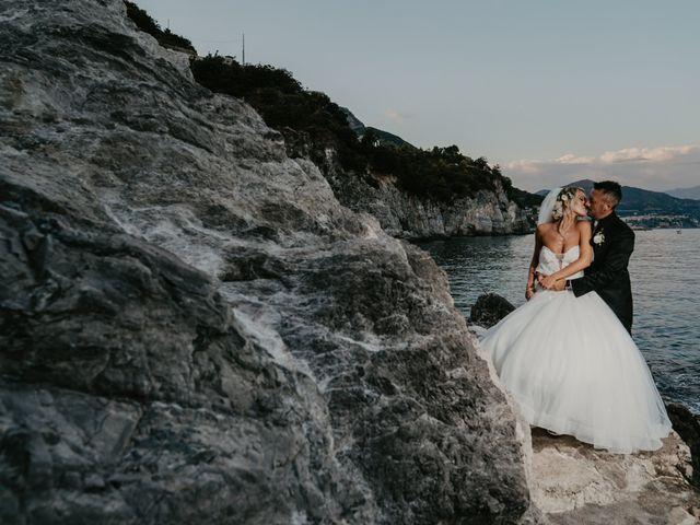 Il matrimonio di Marco e Francesca a Maiori, Salerno 143