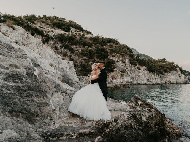 Il matrimonio di Marco e Francesca a Maiori, Salerno 144
