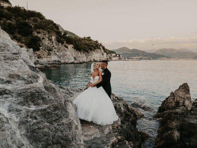 Il matrimonio di Marco e Francesca a Maiori, Salerno 145
