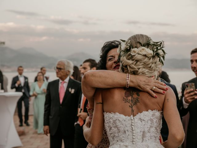 Il matrimonio di Marco e Francesca a Maiori, Salerno 147