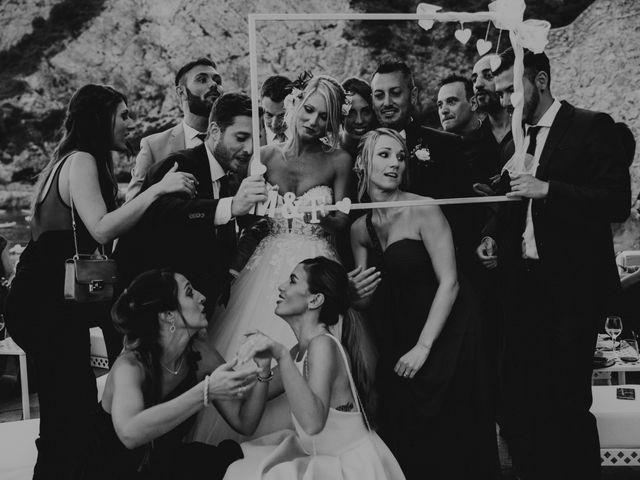 Il matrimonio di Marco e Francesca a Maiori, Salerno 152