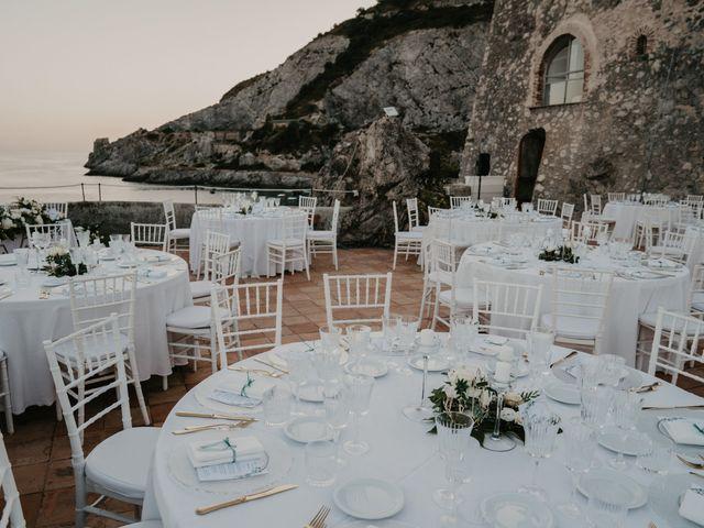 Il matrimonio di Marco e Francesca a Maiori, Salerno 156