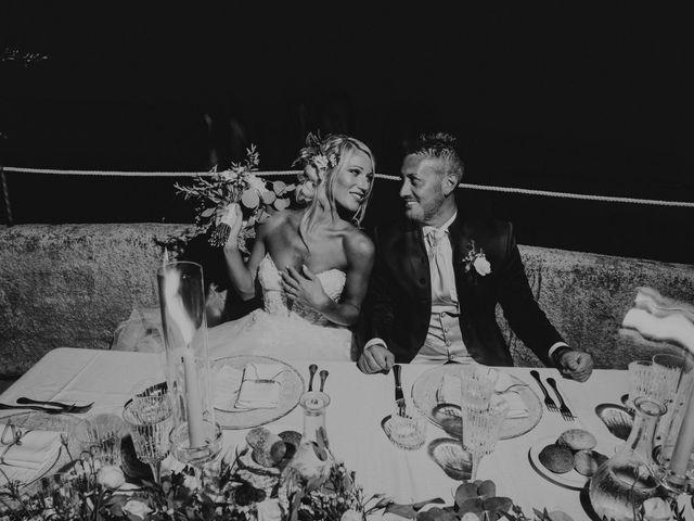Il matrimonio di Marco e Francesca a Maiori, Salerno 186