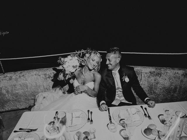 Il matrimonio di Marco e Francesca a Maiori, Salerno 187