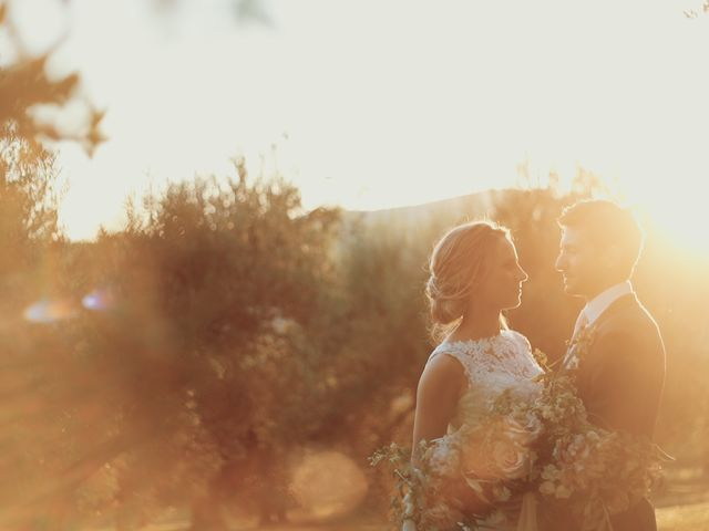 Le nozze di Elizabeth e Andres