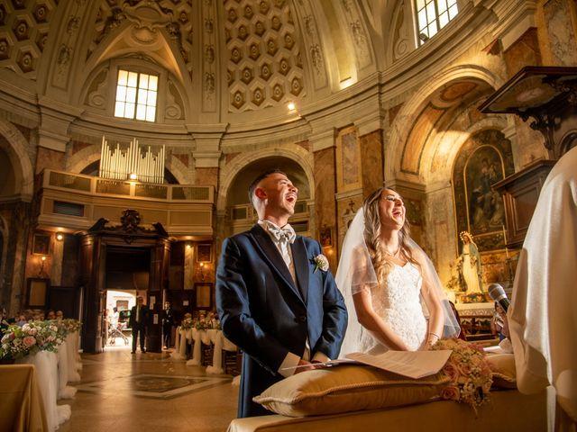 Il matrimonio di Ilaria e Marco a Castelnuovo di Farfa, Rieti 5