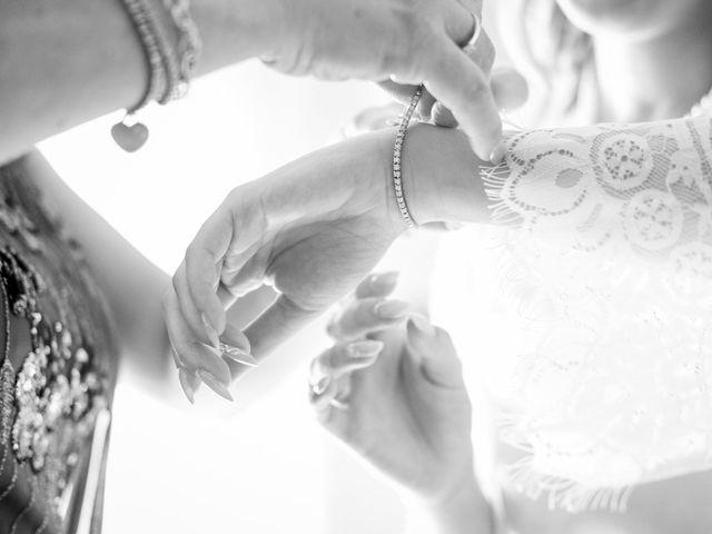 Il matrimonio di Ilaria e Marco a Castelnuovo di Farfa, Rieti 9