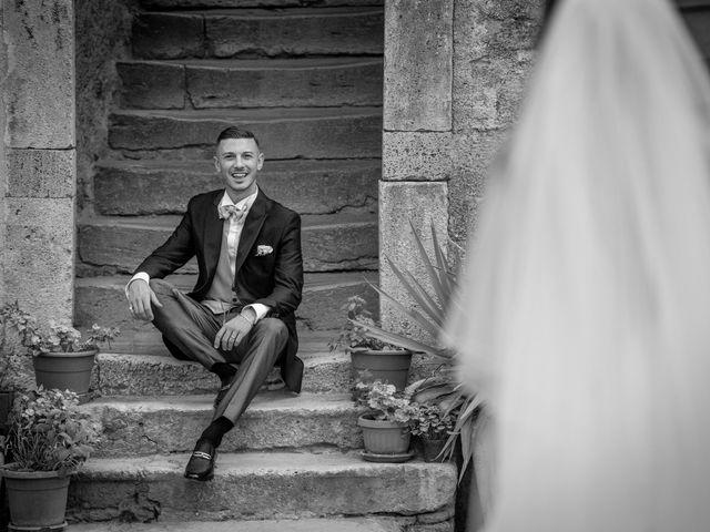 Il matrimonio di Ilaria e Marco a Castelnuovo di Farfa, Rieti 18