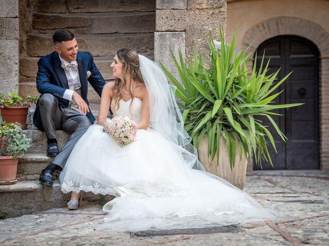 Il matrimonio di Ilaria e Marco a Castelnuovo di Farfa, Rieti 19