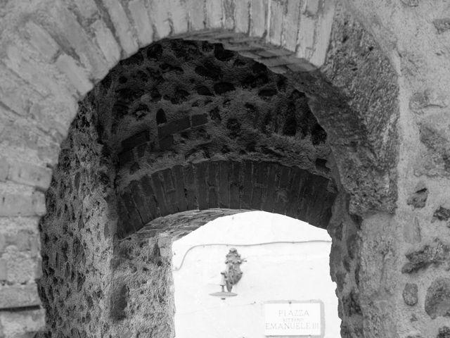 Il matrimonio di Ilaria e Marco a Castelnuovo di Farfa, Rieti 20