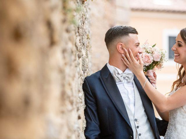 Il matrimonio di Ilaria e Marco a Castelnuovo di Farfa, Rieti 21