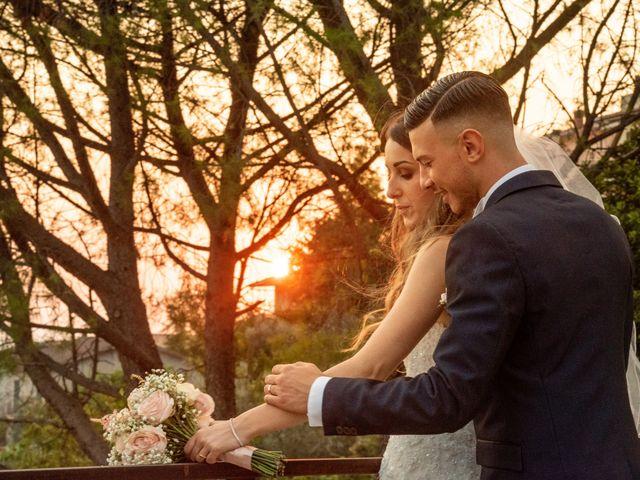 Il matrimonio di Ilaria e Marco a Castelnuovo di Farfa, Rieti 23