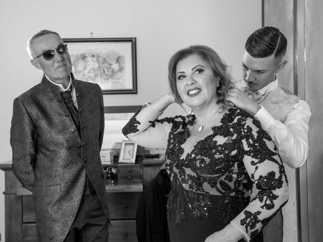 Il matrimonio di Ilaria e Marco a Castelnuovo di Farfa, Rieti 25
