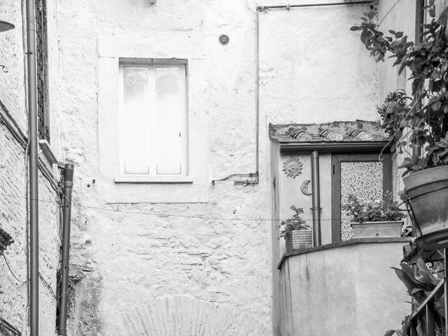 Il matrimonio di Ilaria e Marco a Castelnuovo di Farfa, Rieti 39