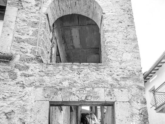 Il matrimonio di Ilaria e Marco a Castelnuovo di Farfa, Rieti 40