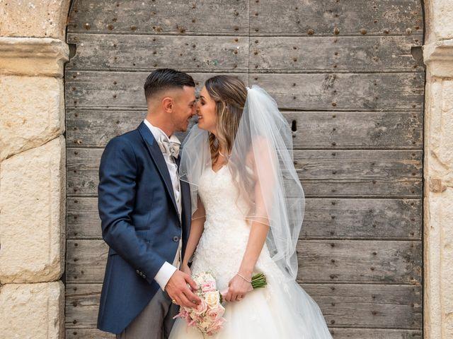 Il matrimonio di Ilaria e Marco a Castelnuovo di Farfa, Rieti 43
