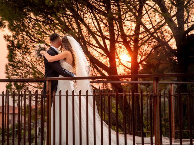Il matrimonio di Ilaria e Marco a Castelnuovo di Farfa, Rieti 44