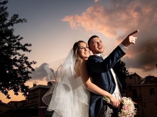 Il matrimonio di Ilaria e Marco a Castelnuovo di Farfa, Rieti 46