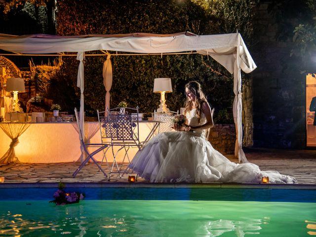 Il matrimonio di Ilaria e Marco a Castelnuovo di Farfa, Rieti 51