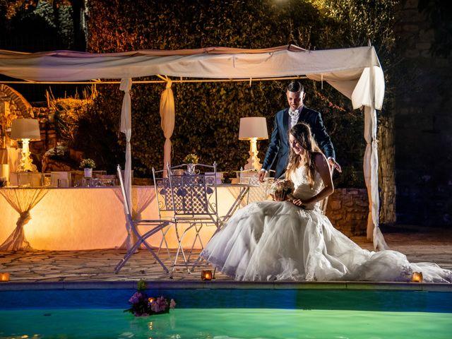 Il matrimonio di Ilaria e Marco a Castelnuovo di Farfa, Rieti 52