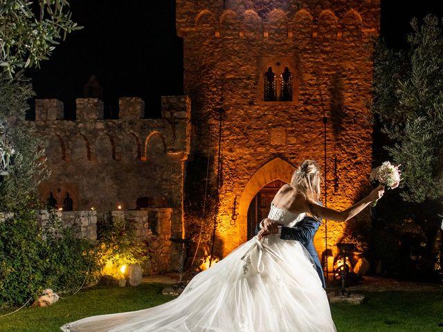 Il matrimonio di Ilaria e Marco a Castelnuovo di Farfa, Rieti 59