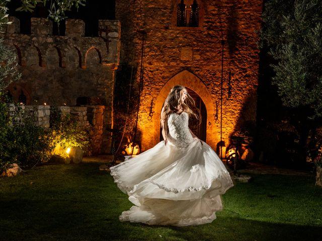 Il matrimonio di Ilaria e Marco a Castelnuovo di Farfa, Rieti 60