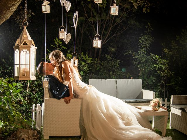 Il matrimonio di Ilaria e Marco a Castelnuovo di Farfa, Rieti 62