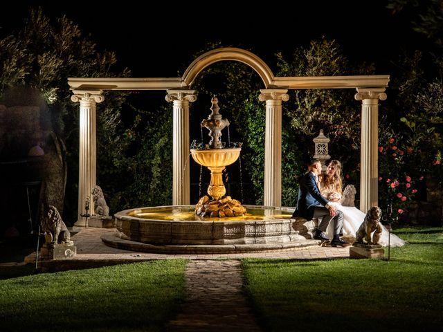 Il matrimonio di Ilaria e Marco a Castelnuovo di Farfa, Rieti 63