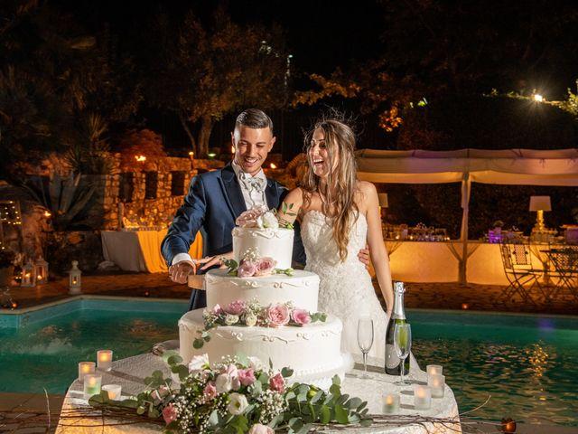 Il matrimonio di Ilaria e Marco a Castelnuovo di Farfa, Rieti 65