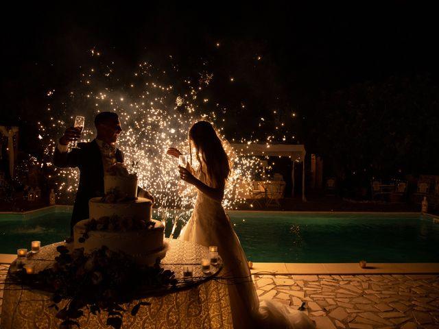 Il matrimonio di Ilaria e Marco a Castelnuovo di Farfa, Rieti 66