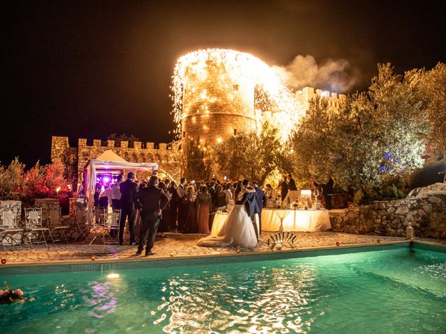 Il matrimonio di Ilaria e Marco a Castelnuovo di Farfa, Rieti 67