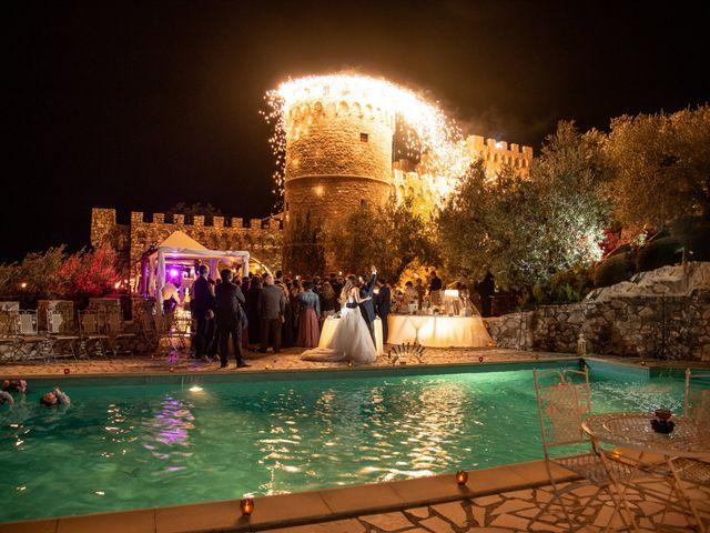 Il matrimonio di Ilaria e Marco a Castelnuovo di Farfa, Rieti 68