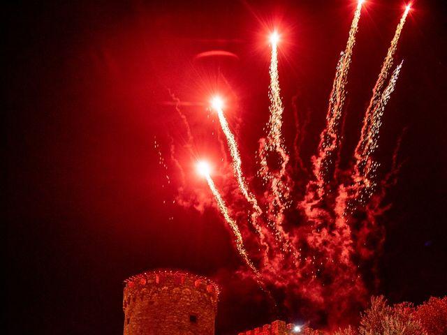 Il matrimonio di Ilaria e Marco a Castelnuovo di Farfa, Rieti 69