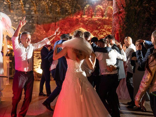 Il matrimonio di Ilaria e Marco a Castelnuovo di Farfa, Rieti 71