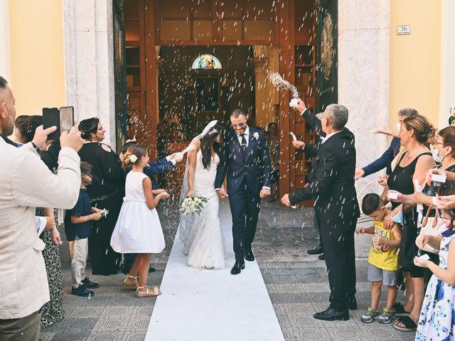 Il matrimonio di Carlo e Sabrina a Mondragone, Caserta 23