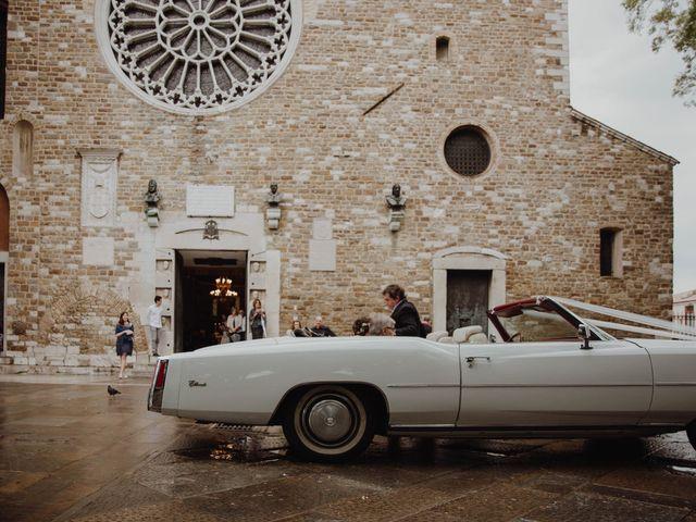 Il matrimonio di Giovanni e Debora a Trieste, Trieste 12