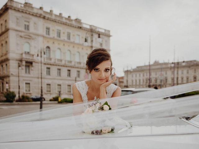 Il matrimonio di Giovanni e Debora a Trieste, Trieste 28