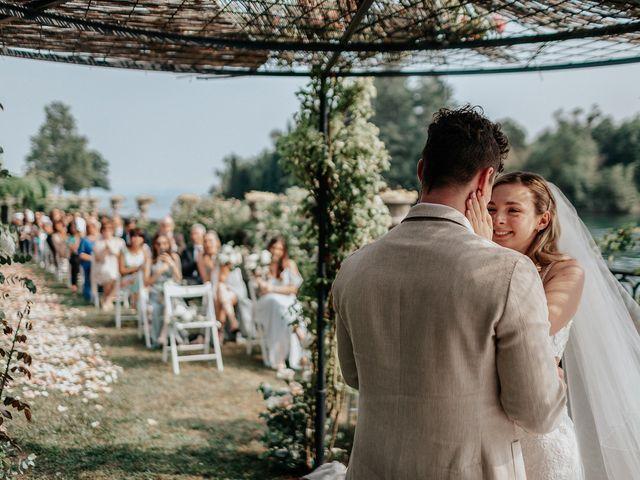 Le nozze di Simona e Jackson