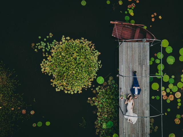Le nozze di Stefania e Sandro