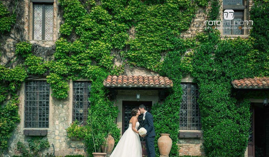 Il matrimonio di Enrico  e Naila  a Corte Franca, Brescia